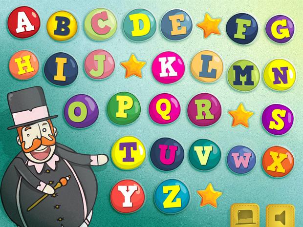 Aprender o ABC no iPad é bem mais divertido (Foto: Divulgação)