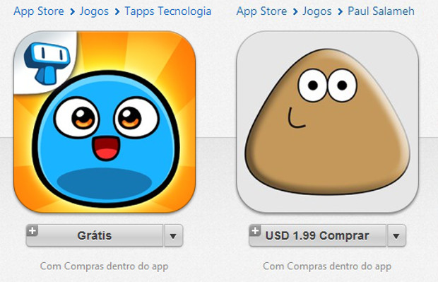 Para quem tem iPhone, My Boo torna-se uma opção interessante por ser gratuito (Foto: Montagem / Dario Coutinho)