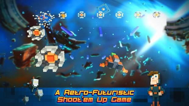 """Ganhador de diversos prémios, Space Qube não poderia faltar nos """"melhores jogos da semana"""" (Foto: Divulgação)"""
