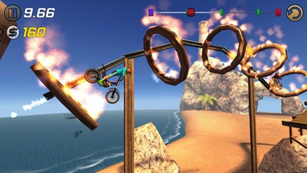 Trial Xtreme 3 é o melhor jogo da gênero para iOS, e ainda tem multiplayer online (Foto: Divulgação)