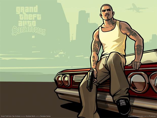 GTA 5 pode ter DLC com conteúdo de GTA San Andreas (Foto: Divulgação)