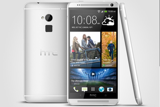Novo aparelho da HTC tem tela enorme (Foto: Divulgação)