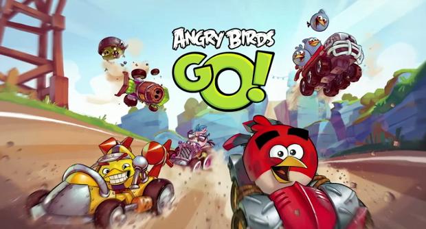 Angry Birds Go! será lançado gratuitamente dia 11 de Dezembro. (Foto: Reprodução)