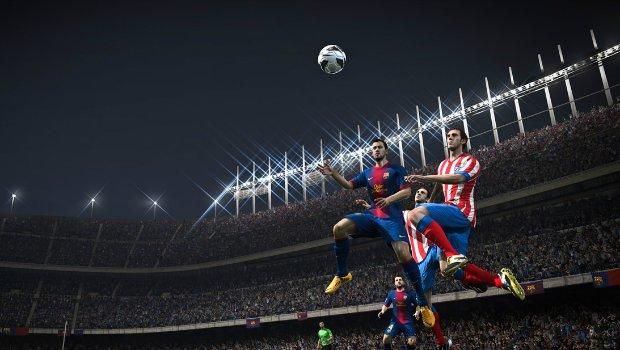 Torne a disputa mais divertida em FIFA 14 (Foto: Divulgação)