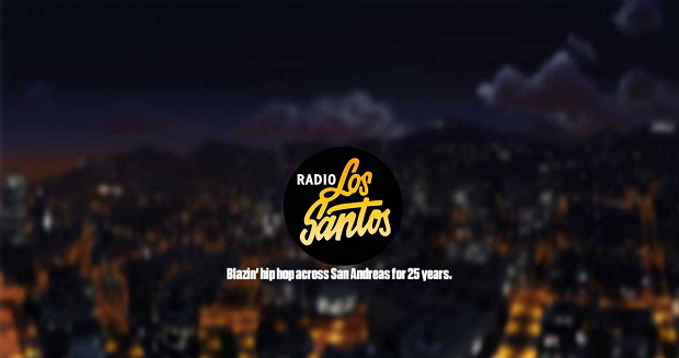 Rádio Los Santos é uma das mais famosas (Foto: Reprodução/YouTube)