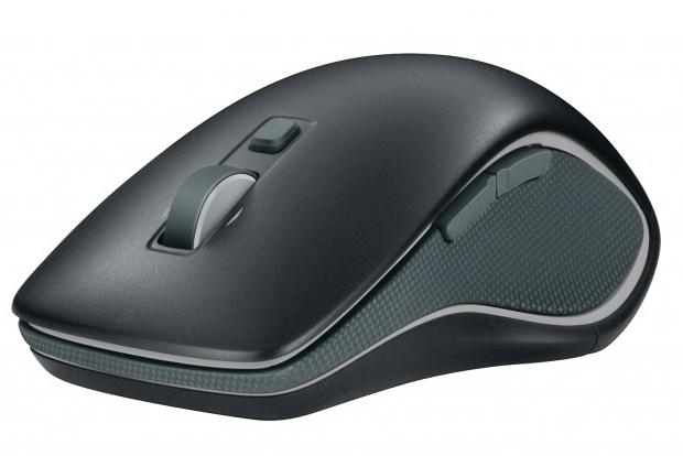 Mouse da Logitech possui botões extras para acessar funções do Windows 8 (foto: Reprodução/Logitech)