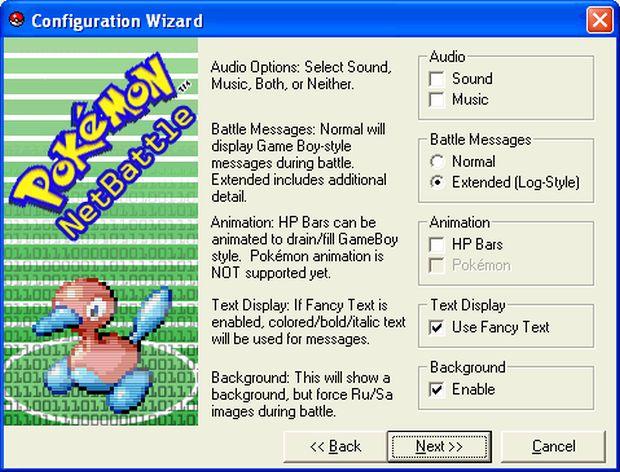 NetBattle se tornou o sucessor do mIRC nas disputas online de Pokémon (Foto: Divulgação)