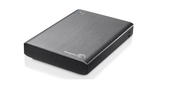 HD Seagate Externo USB 3.0 1TB Wireless Plus WiFi - STCK1000101