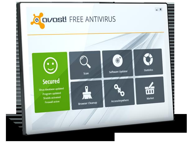 Nova versão do Avast possui proteção baseada em crowdsourcing (foto: Reprodução/Avast)