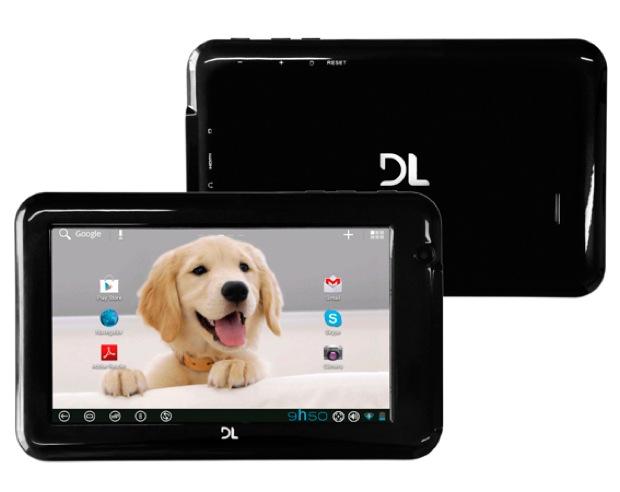 Tablet DL HD-7 Plus (Foto: Divulgação)