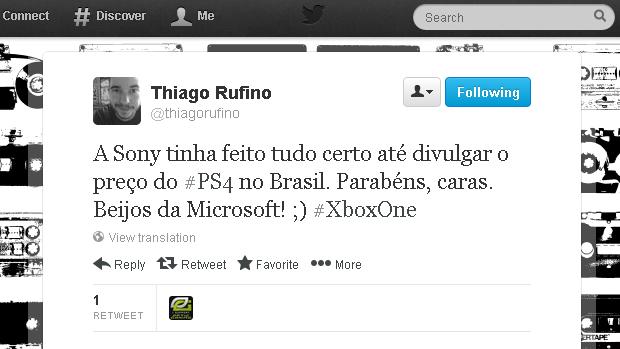 @thiagorufno (Foto: Reprodução)