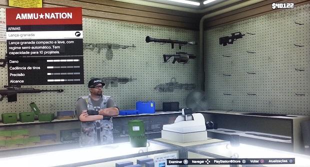 Lance granadas para pegar inimigos de surpresa (Foto: Reprodução/Thiago Barros)