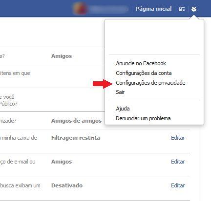 Esconda seus aplicativos do Facebook em poucos passos (Foto: Reprodução)