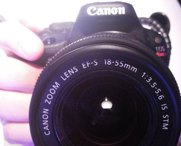 ISO de foto da SL1 fica entre 100 e 12800 (Foto: Pedro Zambarda/TechTudo)