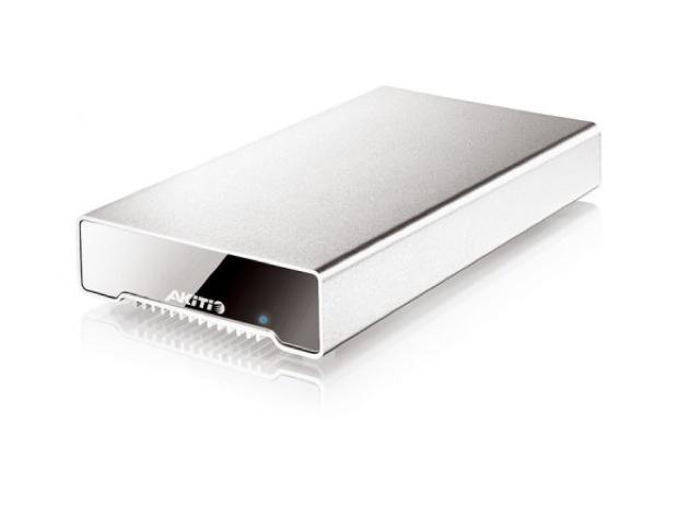 Conheça o Akitio Neutrino Thunderbolt, o primeiro HD externo de 512Gb SSD (Foto: Divulgação)