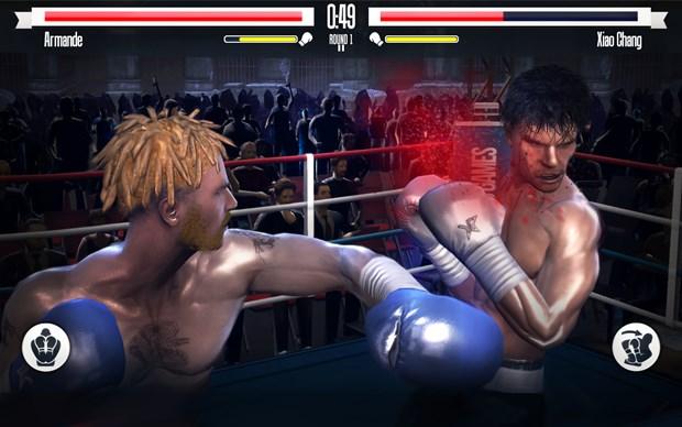 Jogo de Boxe utiliza a Unreal Engine 3 para apresentar gráficos em alta definição (Foto: Divulgação)