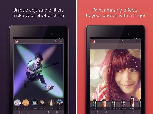 Repix é um app de edição de fotos (Foto: Divulgação)
