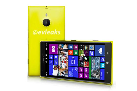 Lumia 1520 (Foto: Reprodução/ The Verge )
