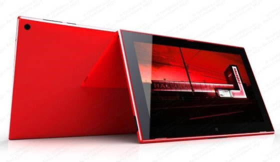 Lumia 2520 (Foto: Reprodução/ The Verge)