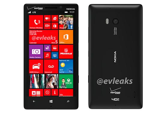 Lumia 929 (Foto: Reprodução/ The Verge)