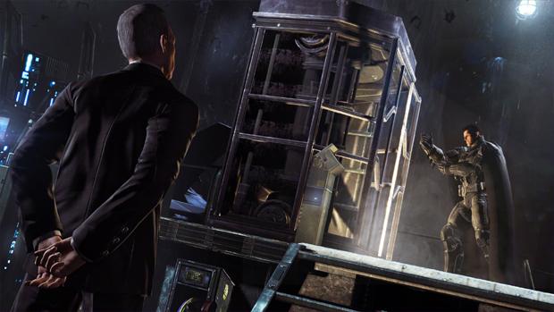 Batman: Arkham Origins (Foto: Divulgação) (Foto: Batman: Arkham Origins (Foto: Divulgação))