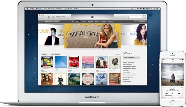 Como criar conta, atualizar ou incluir dados de cartão de crédito em sua conta no iTunes (Foto: Divulgação)