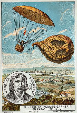 Ilustração mostra o salto (Foto: Reprodução/WikiMedia)