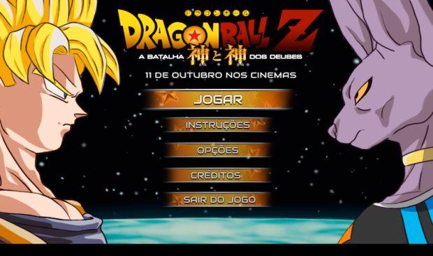 Brasileiros fizeram o game oficial do novo filme de Dragon Ball Z (Foto: Divulgação)