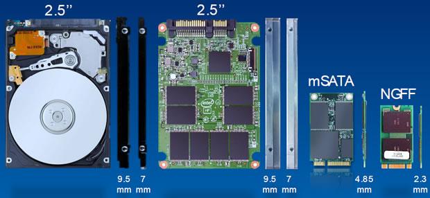 Observe as dimensões dos discos antes de comprá-lo (Foto: Reprodução/TechStation)