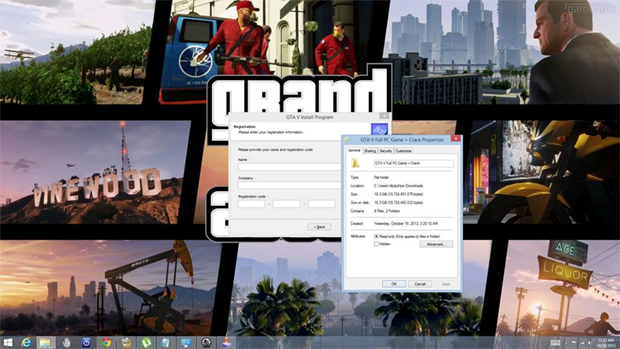 Falsa versão de GTA 5 para PC contaminou milhares de usuários com vírus (Foto: WCCFTech)