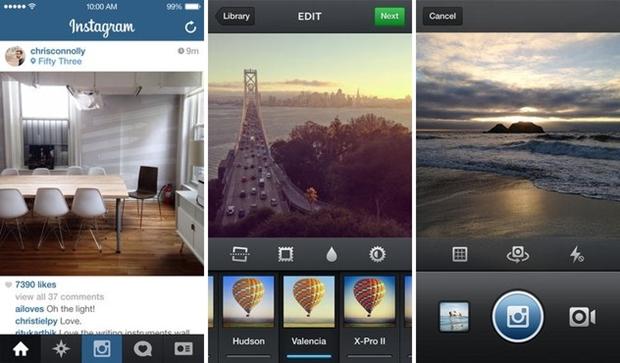 Instagram chega no Windows Phone 8 nas próximas semanas (Foto: Divulgação/Instagram)