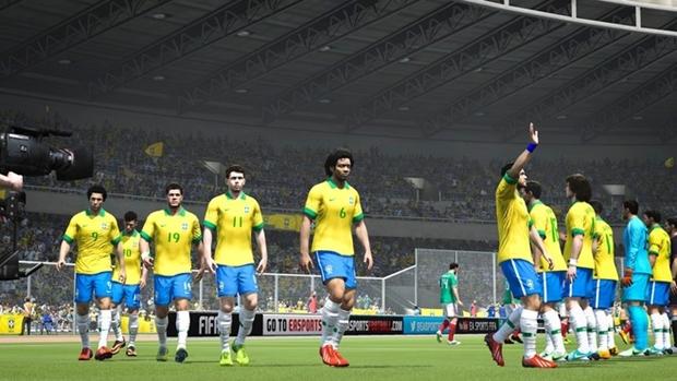 FIFA 14 também chegará ao Windows Phone 8 (Foto: Reprodução/Techtudo)