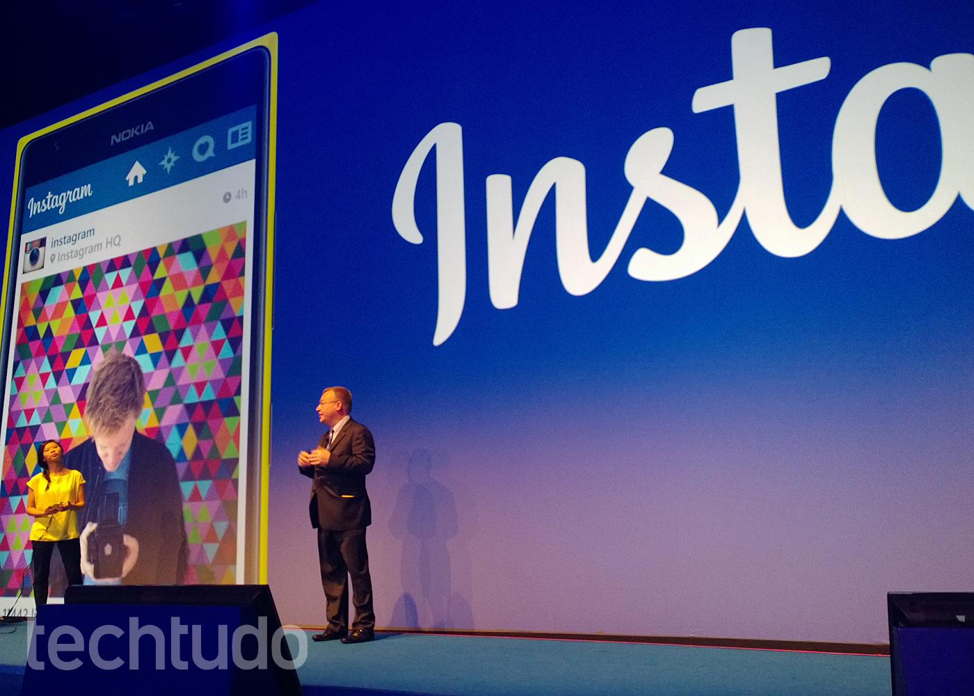 Instagram no Windows Phone 8  (Foto: Allan Melo / TechTudo)