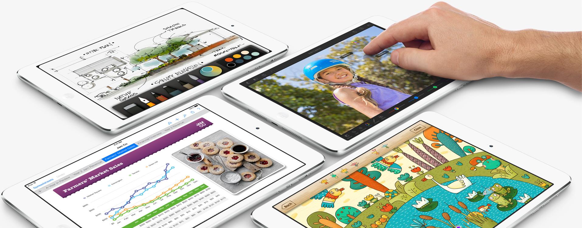 ipad mini 2 (Foto: Divulgação/Apple)