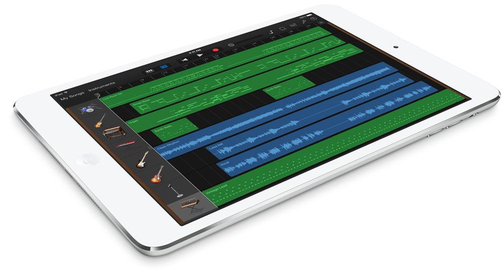 ipad mini (Foto: Divulgação/Apple)