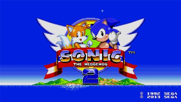 Sonic the Hedgehog 2, clássico do Mega Drive, retorna para iOS e Android (Foto: Destructoid)