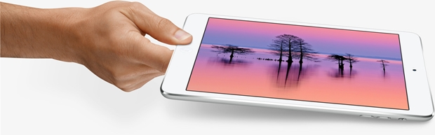 iPad Mini com tela Retina (Foto: Divulgação/Apple)