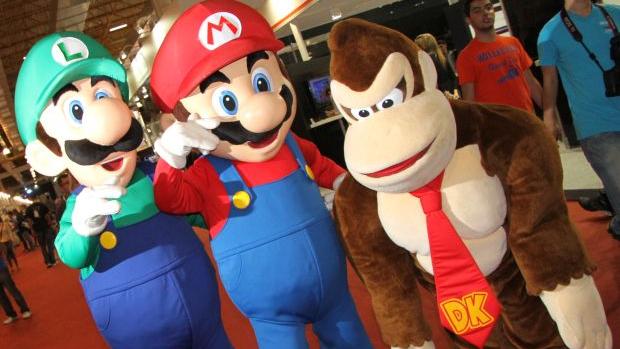 Não espere ver Mario ou outros personagens da Nintendo na BGS desse ano (Foto: Divulgação)