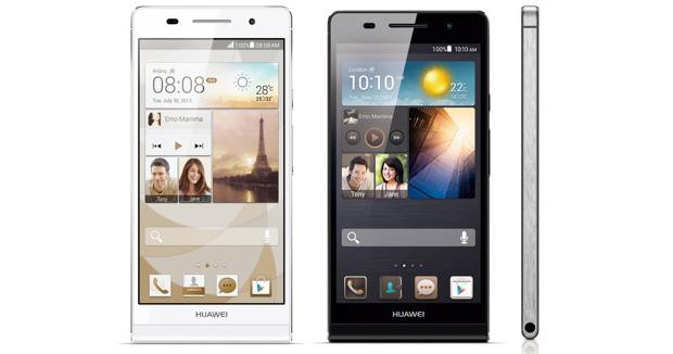 Novo Ascend P6, da Huawei, chega ao Brasil sob o título de 'smartphone mais fino do mundo' (Foto: Divulgação) (Foto: Novo Ascend P6, da Huawei, chega ao Brasil sob o título de 'smartphone mais fino do mundo' (Foto: Divulgação))