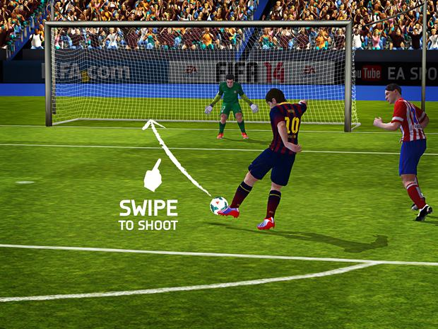 FIFA 14 foi um dos anúncios feitos pela Microsoft. (Foto: Divulgação)