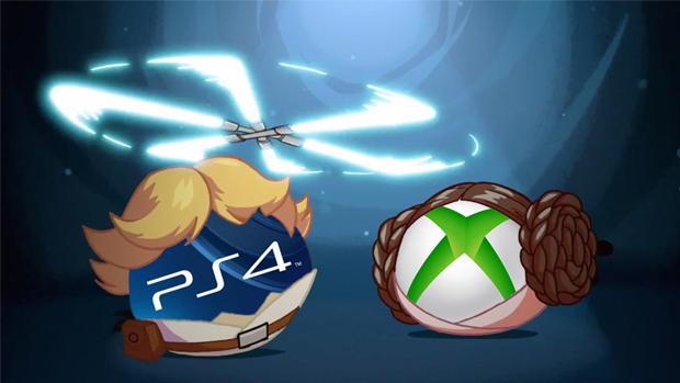 Angry Birds Star Wars ganhará versões também para PlayStation 4 e Xbox One (Foto: Reprodução: Rafael Monteiro)