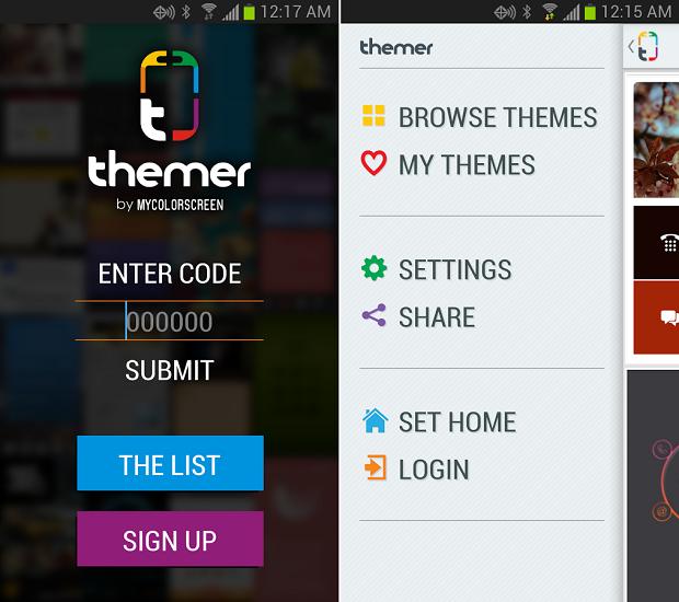 Themer tem muitos temas interessantes (Foto: Divulgação)