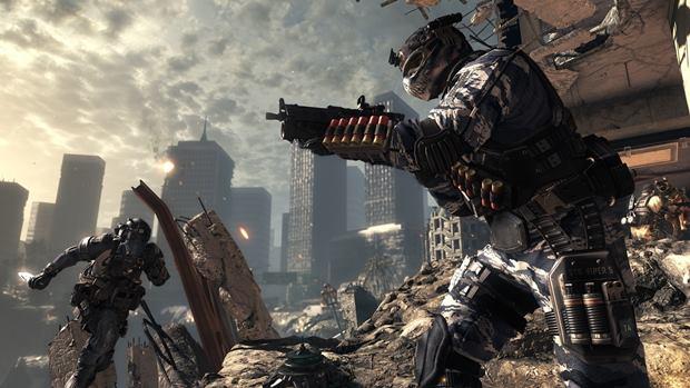Os primeiros 500 a jogarem Call of Duty: Ghosts ganharão uma edição especial (Foto: Divulgação)