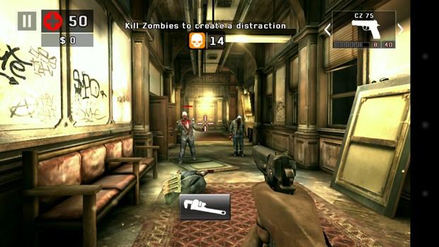 Dead Trigger 2 já está disponível para download, junte-se a resistência (Foto: Divulgação)