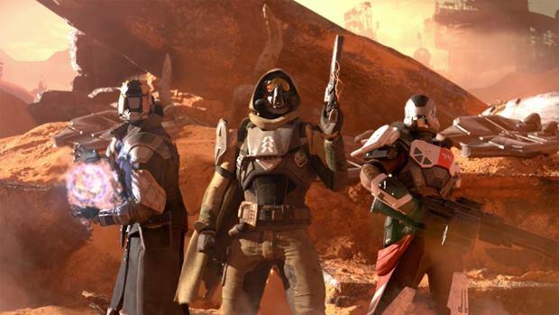 Defender a última cidade da Terra é o objetivo em Destiny (Foto: Divulgação)