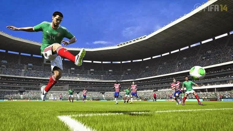 FIFA 2014 será o primeiro a ter todos os times da série A do Brasileirão