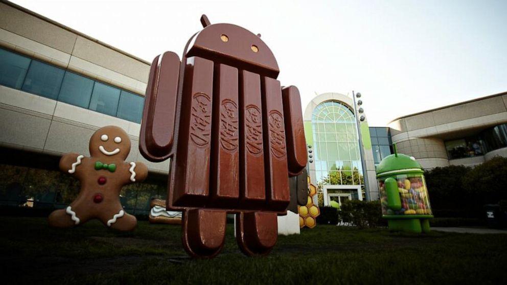 Android 4.4 Kit Kat deve ter foco em Smart TVs. (Foto: Reprodução / ABC News)