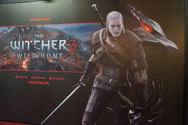 The Witcher 3: Wild Hunt (Foto: Spencer Stachi / TechTudo)