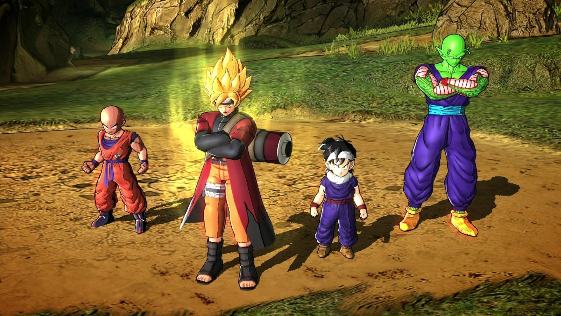 Namco traz Dragon Ball: Battle of Z para a Brasil Game Show 2013 (Foto: Reprodução/Namco)