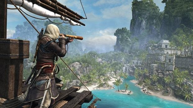 Assassin's Creed IV: Black Flag (Foto: Divulgação)